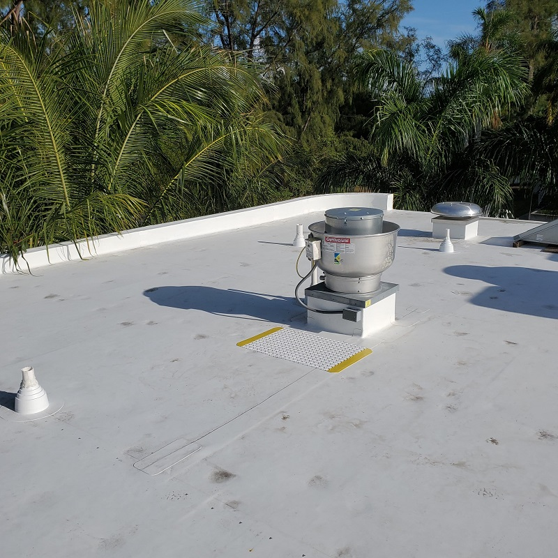 Commercial Roofing Sarasota