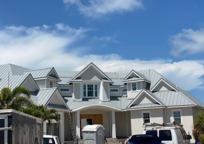 metal roof_ Siesta Key_Bringman Roofing 20200809